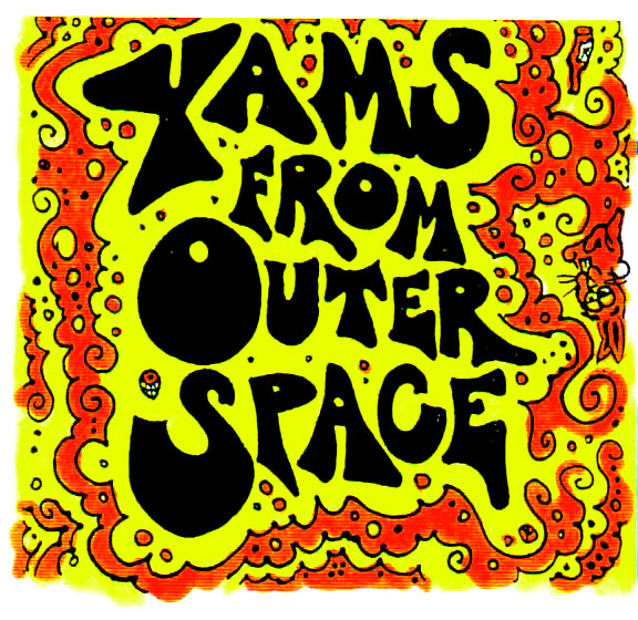 Yams Logo (Yellow-Orange)